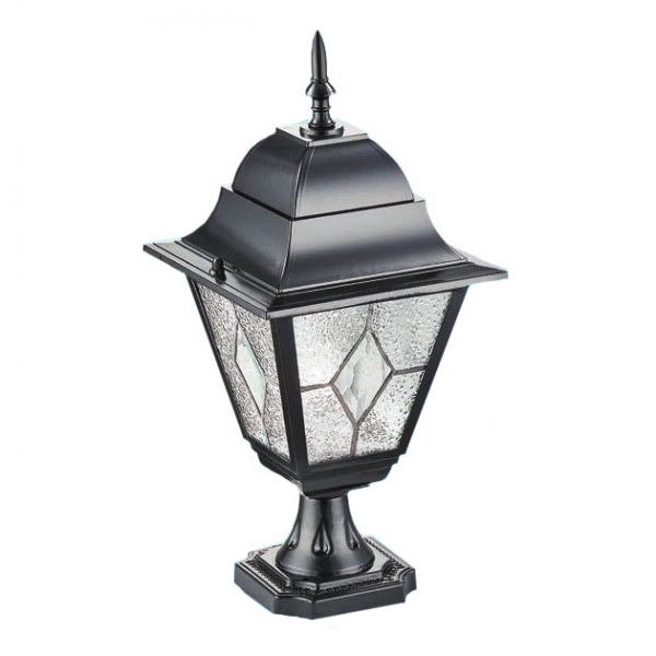巴黎工藝歐式戶外柱燈 1