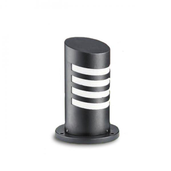 小圓柱簡約戶外道路柱燈 1