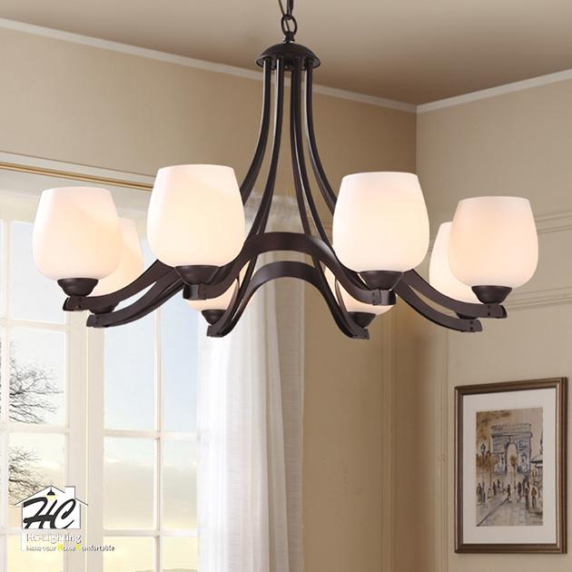美式工藝復興吊燈 4