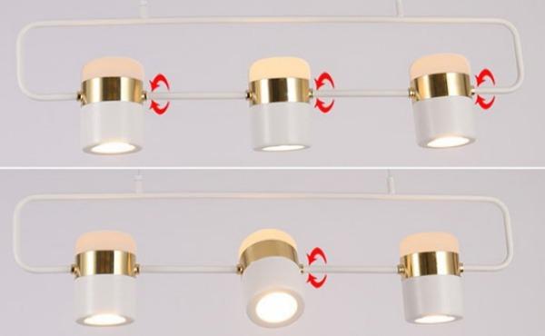 Ram  拉姆吊燈-3燈 HC-0448C-3